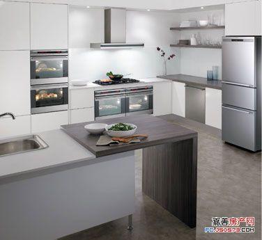 美观与实用兼备 厨房电器搭配大法 - 装修设计 - 装修