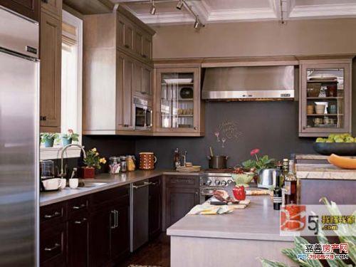 品味时尚生活 国外经典厨房装修案例 - 装修设计