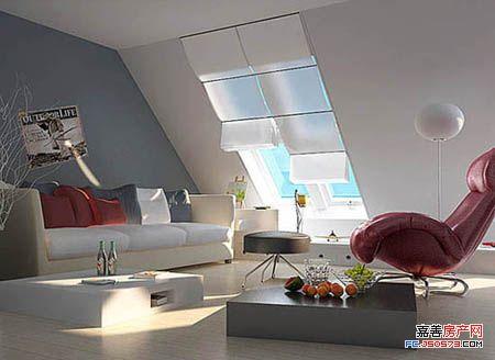首页 装修家居 装修设计    2,缺点:阁楼在顶层,面临保温,隔热与防水